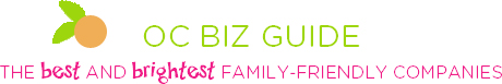 OC Biz Guide the best and brightest family-friendly companies