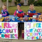 Way to Accept Credit Cards to Sell Girl Scout Cookies