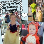 Disneyland Tips for Toddlers