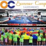 Team OC Summer Camp Giveaway