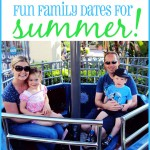 Fun Family Date Ideas for Summer