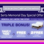 Serta Special Offers