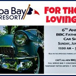 Balboa Bay Club Father's Day Car Show