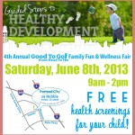 Free Family Fun & Wellness Fair at Pretend City