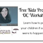 Free OC Kids Protection Workshop