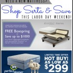 Serta Mattresses Labor Day Sale