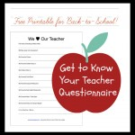 Teacher-Questionnaire
