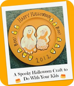 A spooky halloween craft to do with your kids 2 tiny for Fun crafts to do with your mom