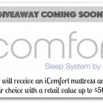 Exciting iComfort Giveaway Announcement