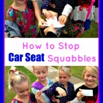How to End Fights Over Car Seats