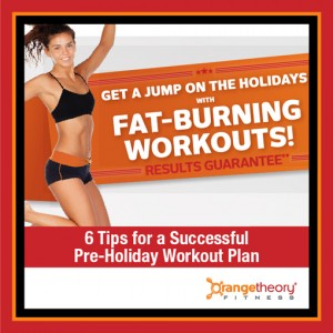 Your Pre-Holiday Workout Plan
