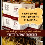 Ralphs Perfect Pairings Promotion