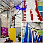 OC indoor rock climbing for kids