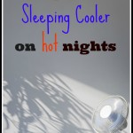 How to Sleep Cooler on Hot Nights