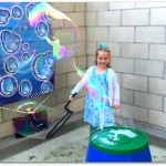 Giant Bubble Making