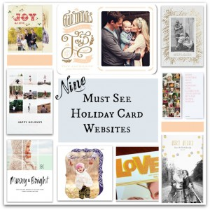 cute holiday card sites