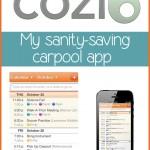 shared calendar carpool app