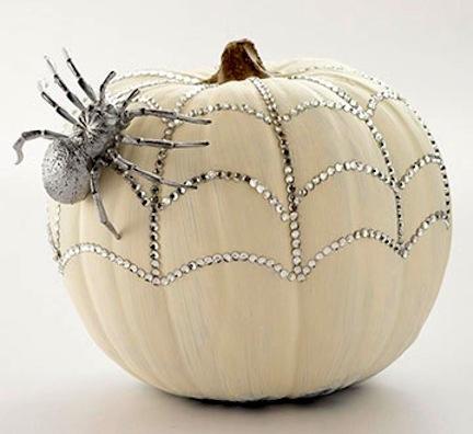 Get Glitzy Pumpkin