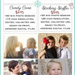 orange county holiday photography specials