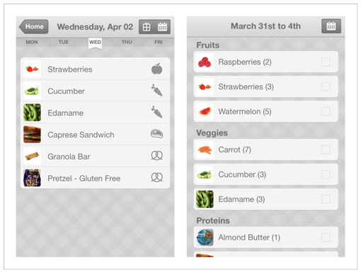 Great App for Lunch Planning
