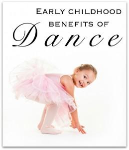 early childhood benefits of dance