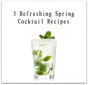5-spring-cocktail-recipes