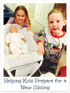 Helping Kids Prepare for a New Sibling