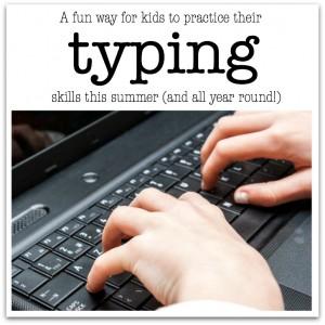 Fun Ways for Kids to Practice Typing