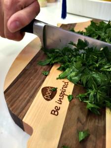 chimichurri sauce herbs