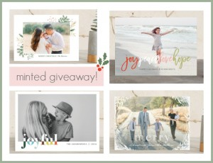 minted giveaway 2016